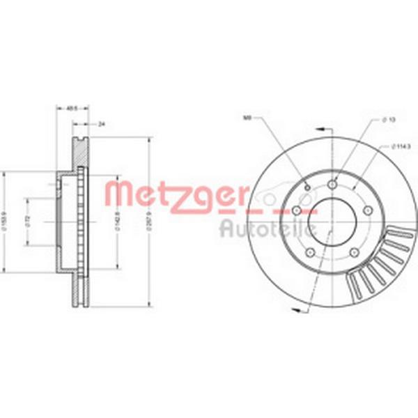 Metzger 6110409