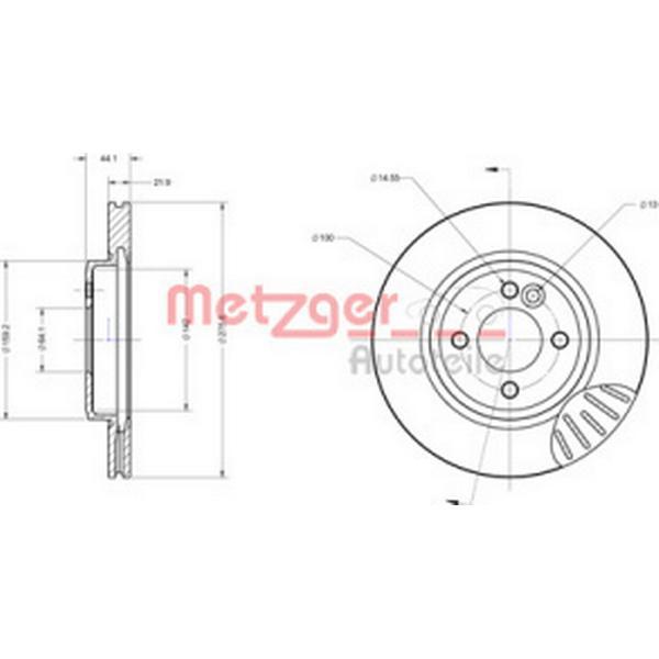 Metzger 6110207