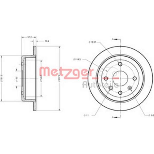 Metzger 6110432