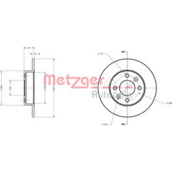 Metzger 6110061