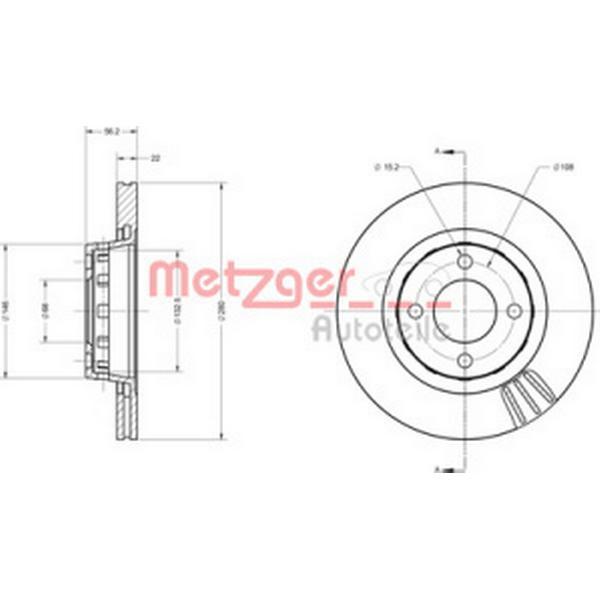 Metzger 6110305