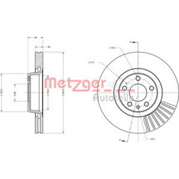Metzger 6110195