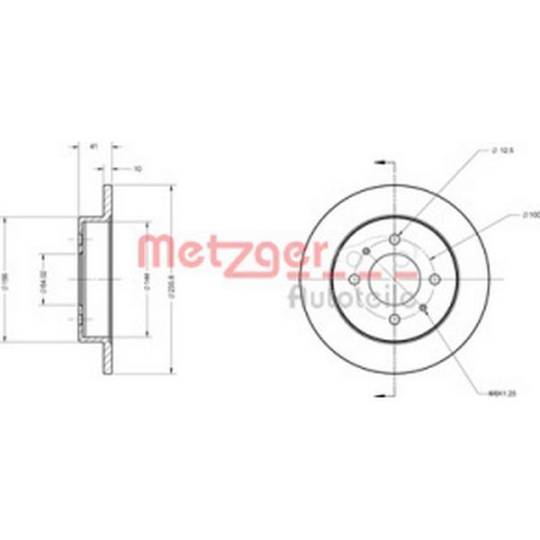 Metzger 6110509