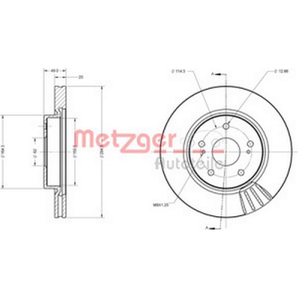 Metzger 6110329
