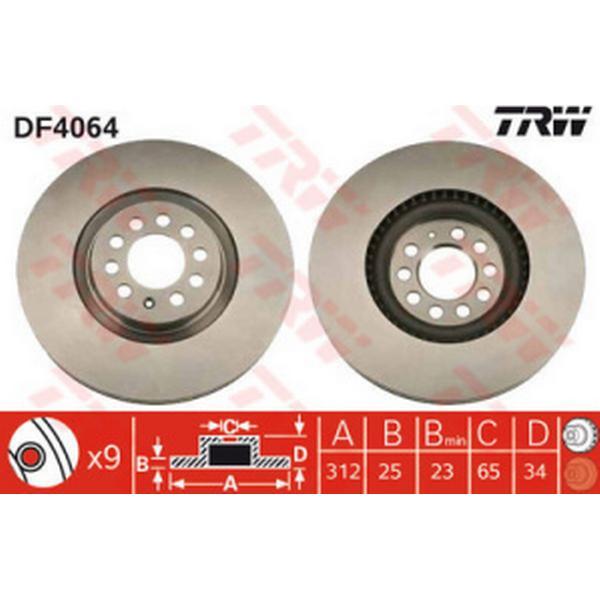 TRW DF4064