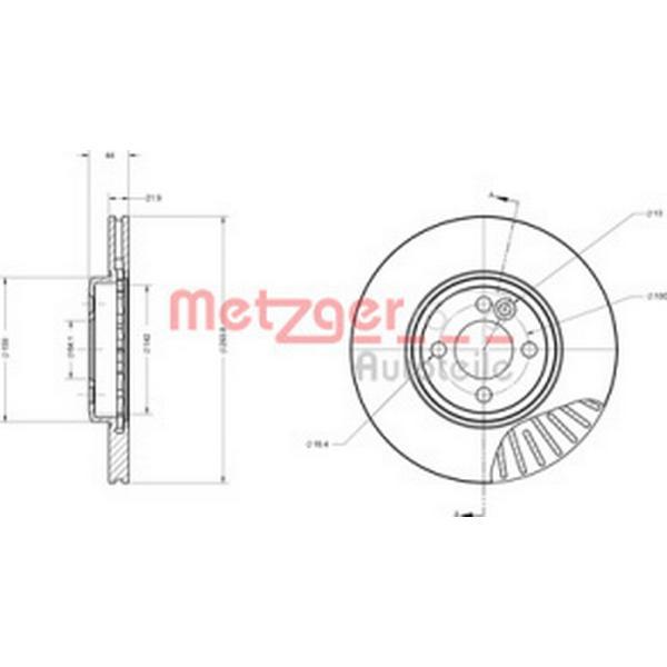 Metzger 6110634