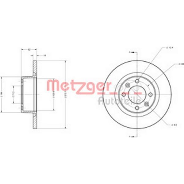 Metzger 6110281
