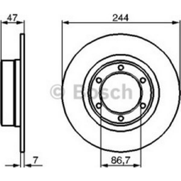 Bosch 0 986 478 050