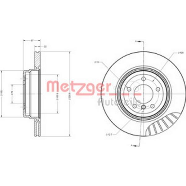 Metzger 6110705