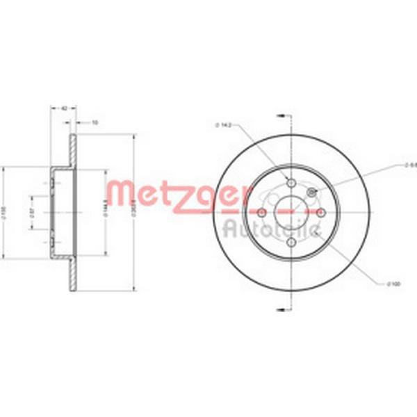 Metzger 6110192