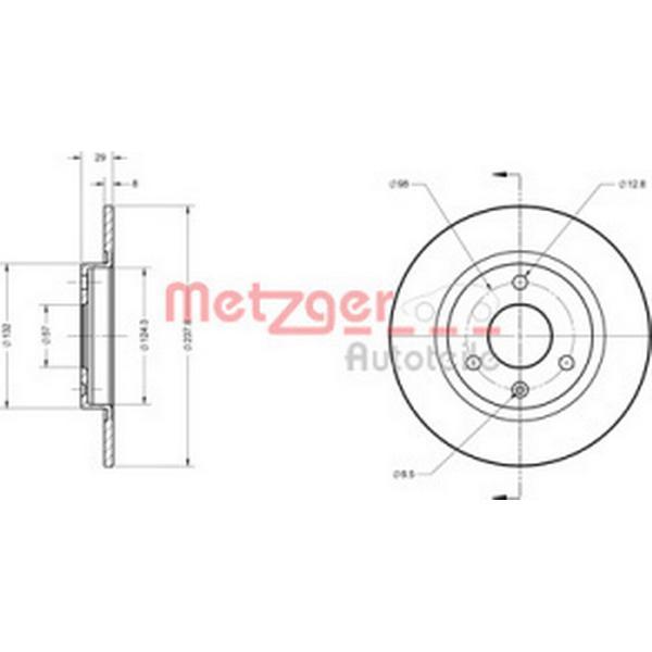 Metzger 6110146