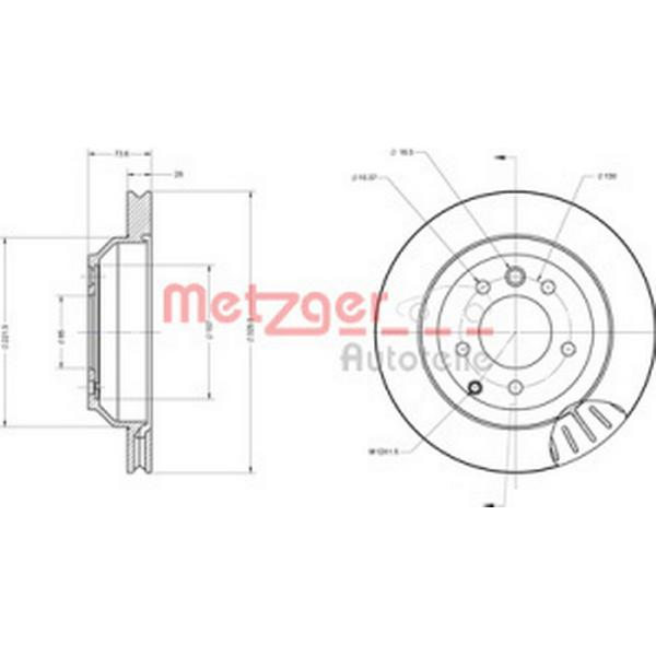 Metzger 6110434