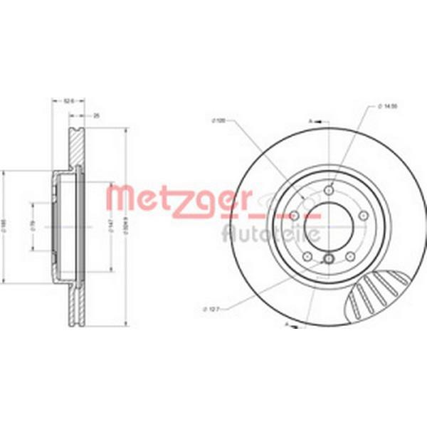 Metzger 6110172