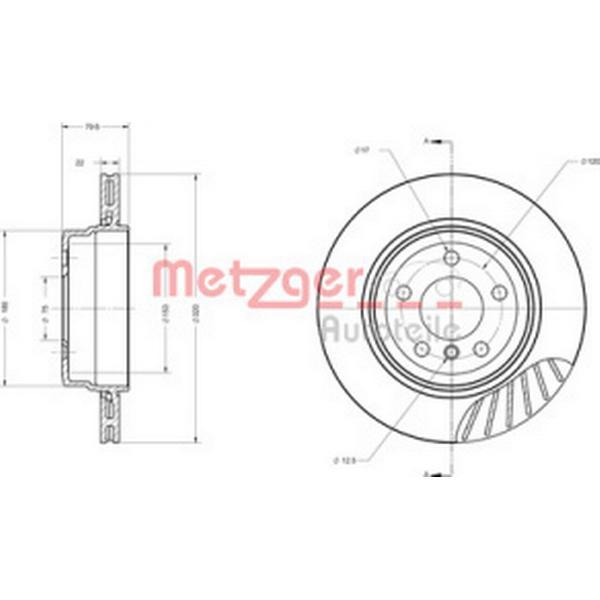 Metzger 6110639