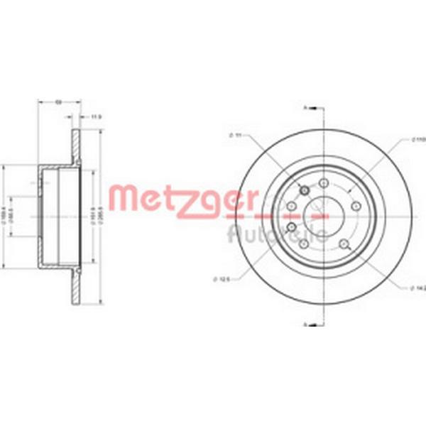 Metzger 6110369