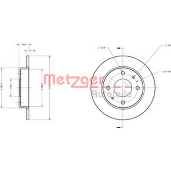 Metzger 6110123