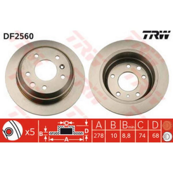 TRW DF2560
