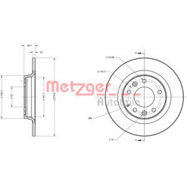 Metzger 6110077