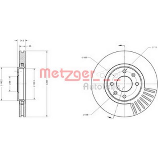 Metzger 6110050