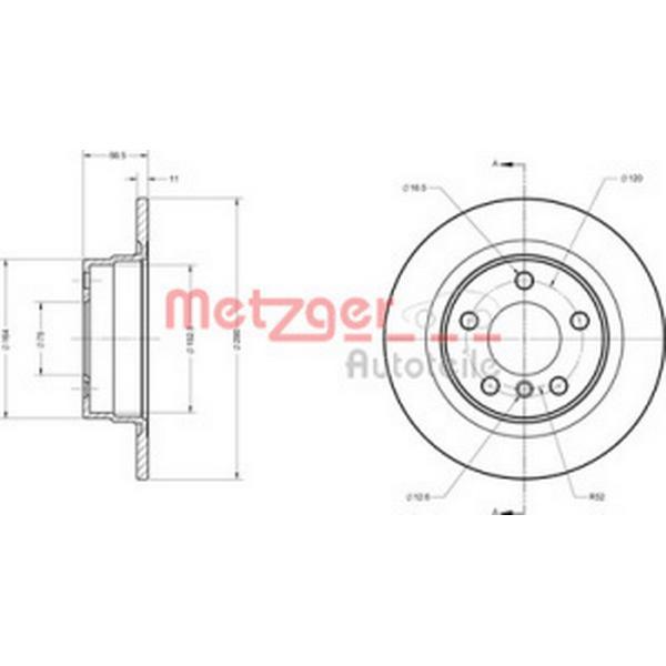 Metzger 6110674