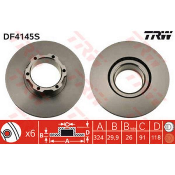 TRW DF4145S