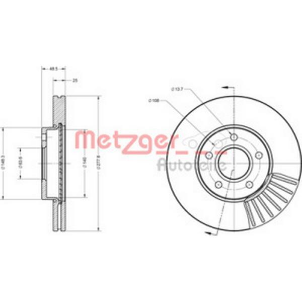 Metzger 6110070