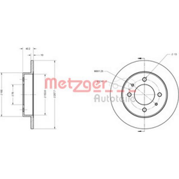 Metzger 6110165