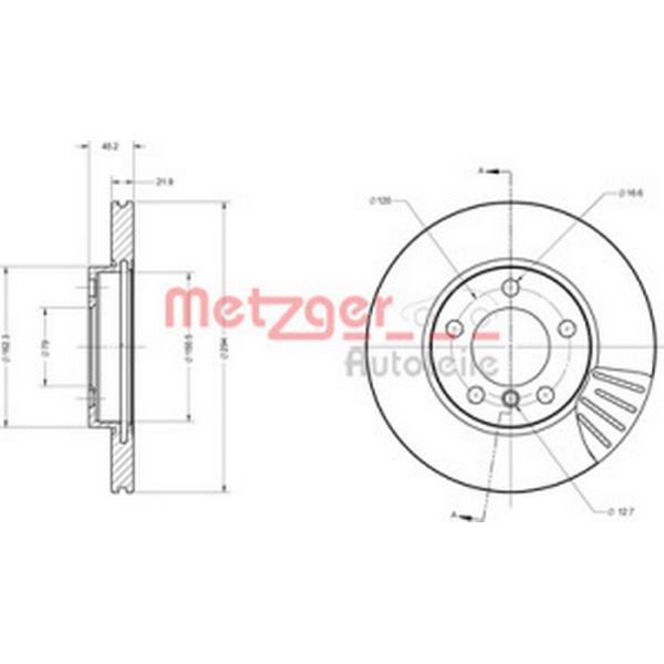 Metzger 6110692