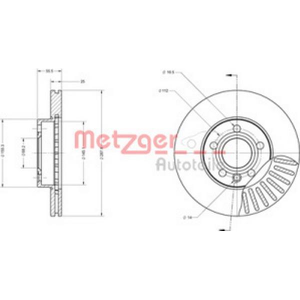 Metzger 6110114