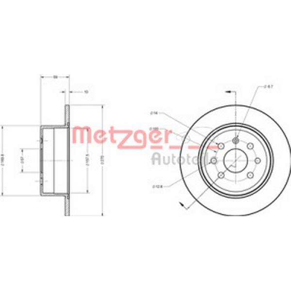 Metzger 6110339
