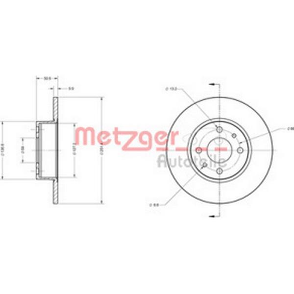 Metzger 6110204