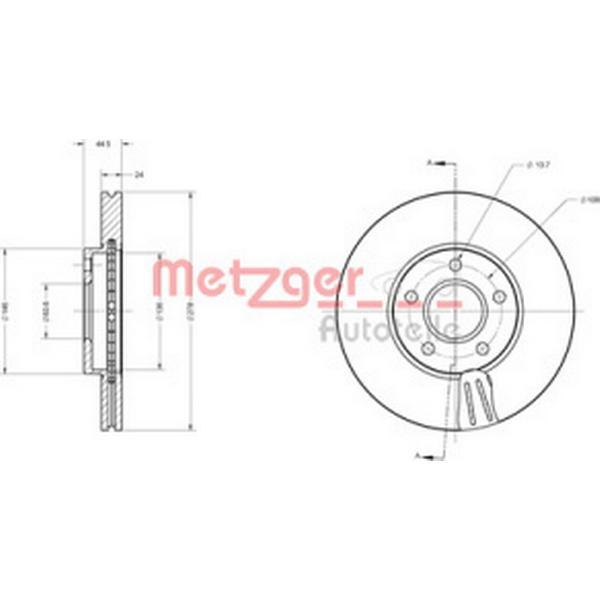 Metzger 6110524