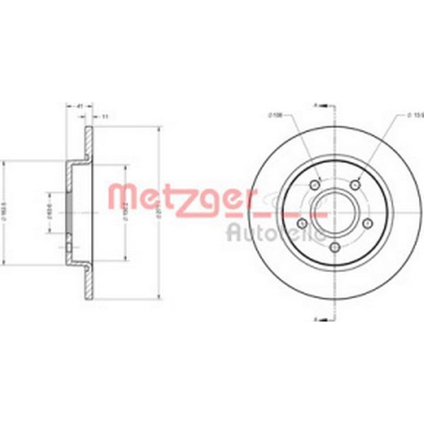 Metzger 6110566