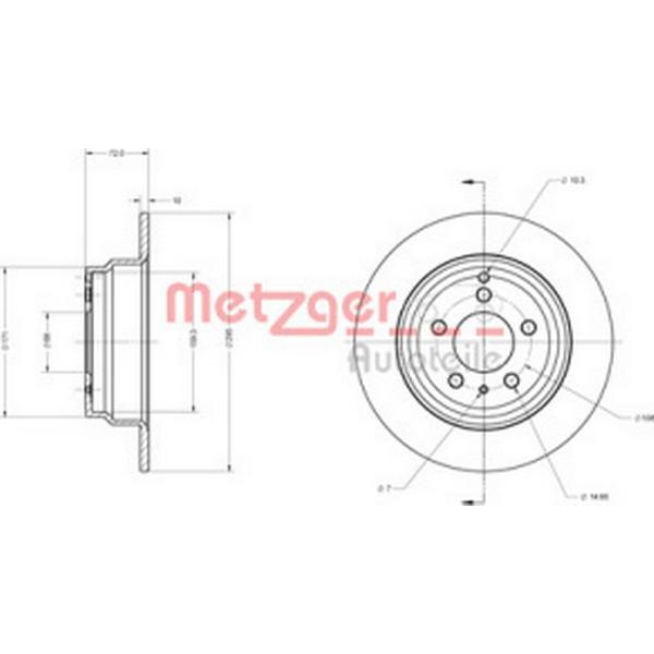 Metzger 6110268
