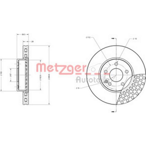 Metzger 6110121