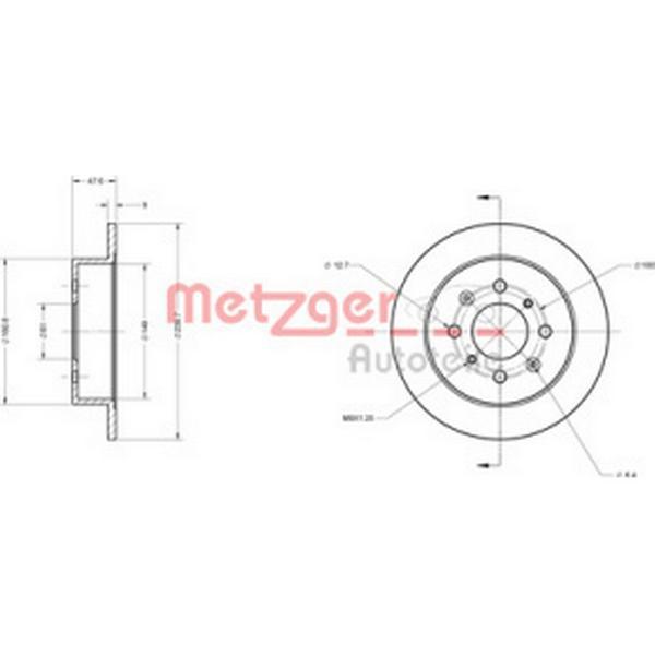 Metzger 6110081