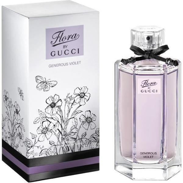 cc23a6c50b8 Gucci Flora Generous Violet EdT 100ml - Compare Prices - PriceRunner UK