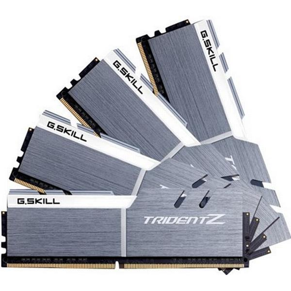 G.Skill TridentZ RGB DDR4 3200MHz 4x16GB (F4-3200C16Q-64GTZSW)