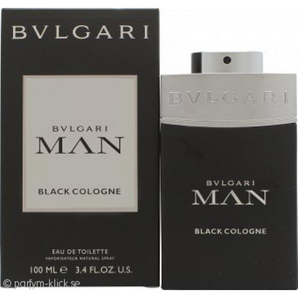 48e8ec6781415 Bvlgari Man Black Cologne EdT 100ml - Compare Prices - PriceRunner UK