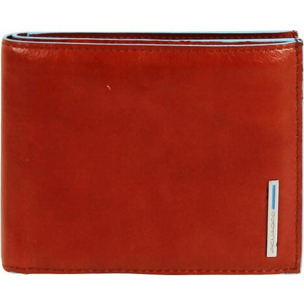 Piquadro Blue Square Wallet