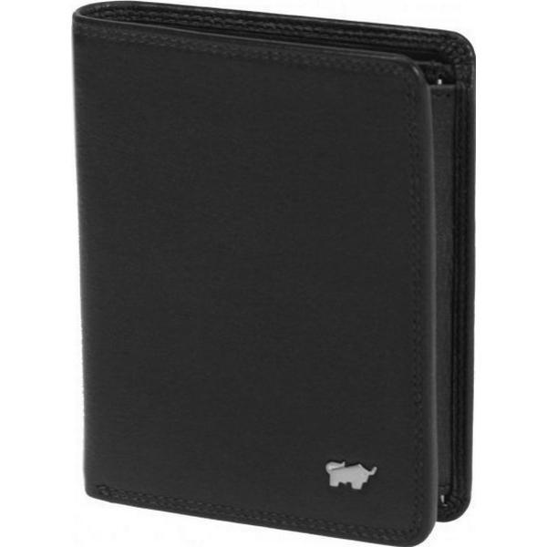 Braun Büffel Golf Wallet - Black (92442-051-010)