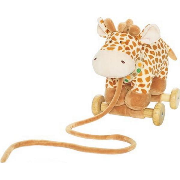 Teddykompaniet Diinglisar Wild Giraffe on Wheels