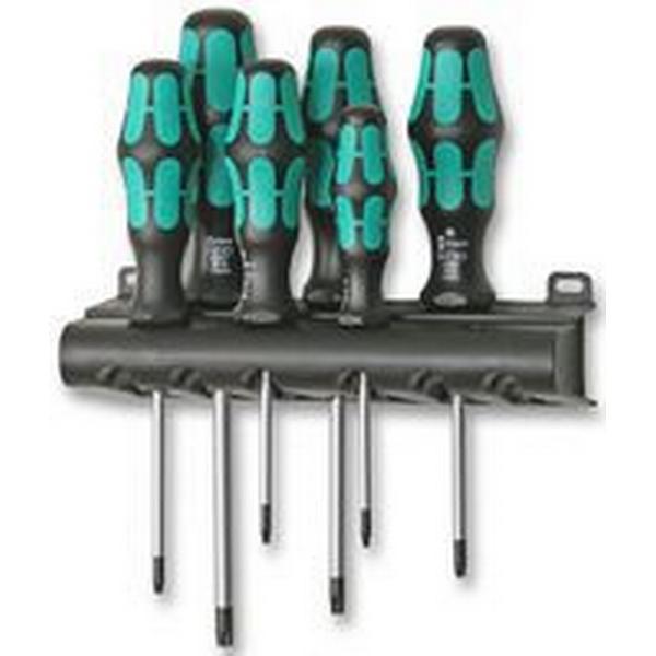 Wera 367/6 5138250001 Bo Kraftform Plus Set 6-delar
