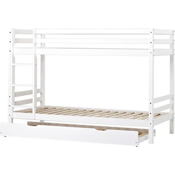 HoppeKids Basic Våningssäng 160x200cm