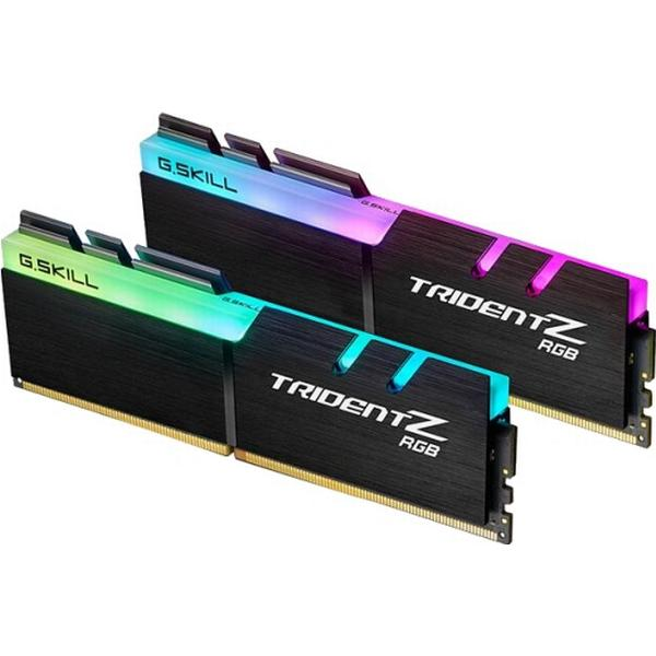 G.Skill Trident Z RGB DDR4 3600MHz 2x16GB (F4-3600C17D-32GTZR)