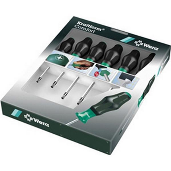 Wera 1367/6 5031554001 Kraftform Comfort Set 6-delar