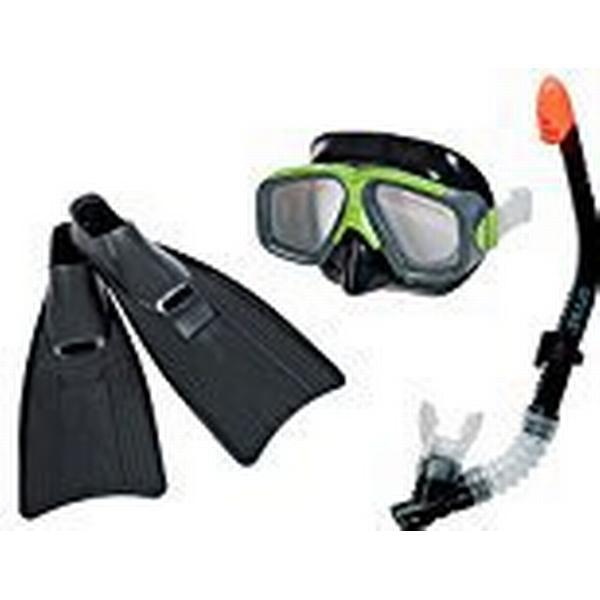 Intex Surf Rider Snorkel Mask & Flippers Set