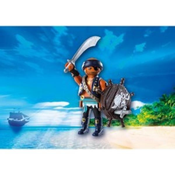 Playmobil Pirate with Shield 9075