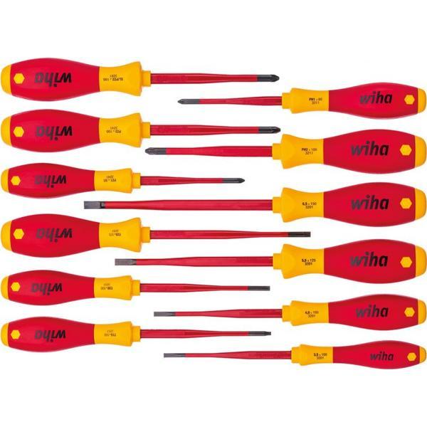 Wiha 3201 K12 41003 Set 12-delar