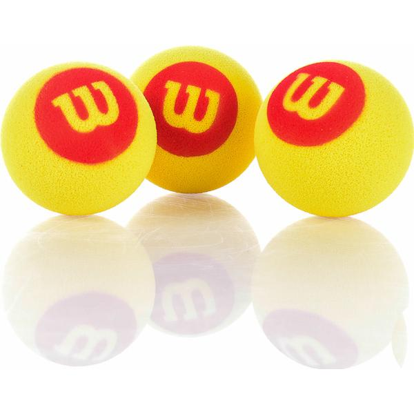Wilson Starter Foam Ball 3pcs